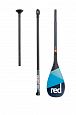 Весло SUP разборное RED PADDLE CARBON 100% CARBON (3 piece) AntiTwist